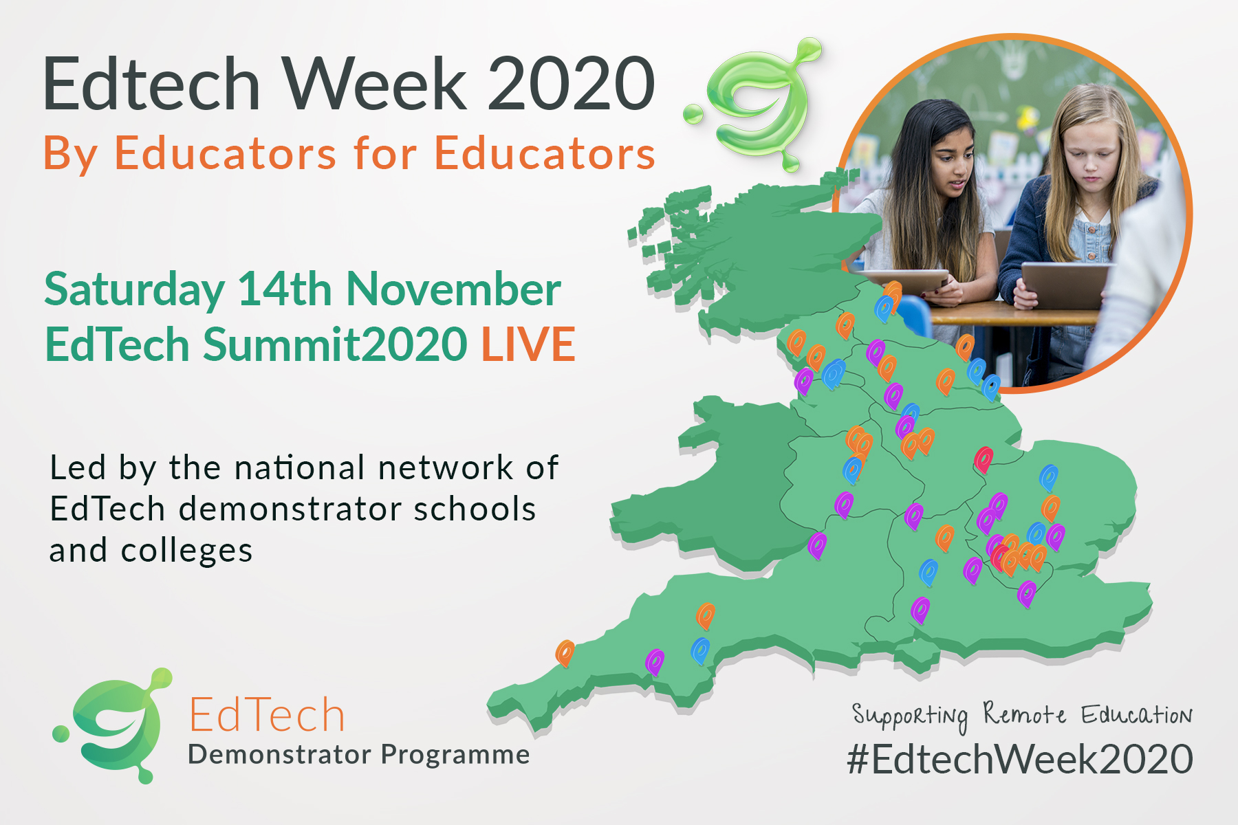 East Devon school at the heart of UK virtual education event